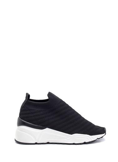 Derimod Kadın Ayakkabı (602880) Spor Siyah